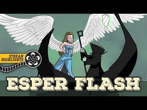 Of Scullers and Stranglers (Esper Flash, Modern) – Stream Highlights