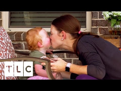 Hazel's Journey to her First Steps | Outdaughtered