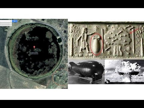 Кто разбомбил самый древний город России? Единая архитектура и воронки по всему миру.
