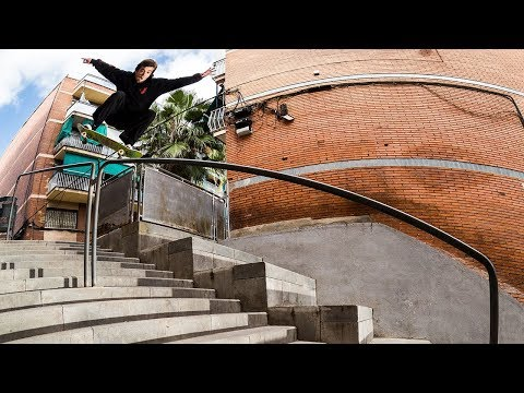 Pizza Skateboards' 'Beaks' Video