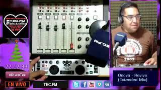 Disco TEC Con Dj TEC  -  08 12 2017