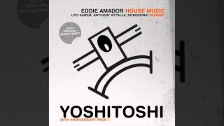 House Music (Robosonic Remix) - Eddie Amador, Robosonic