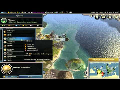 Civilization V: Gods and Kings - Let's Play - Deutschland Part 29 |