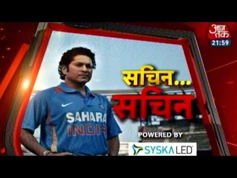 Sachin Answers 20 Questions About World T20's India vs Australia