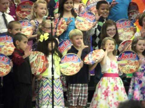 Wittenberg Elementary School Spring Concert 2015 2nd Grade