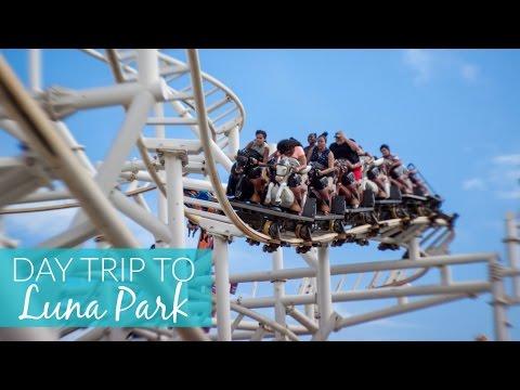 Day Trip to Luna Park, Coney Island