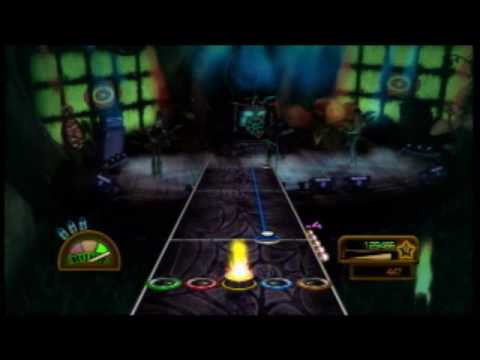 Guitar Hero Smash Hits - Godzilla - FC 100% Expert