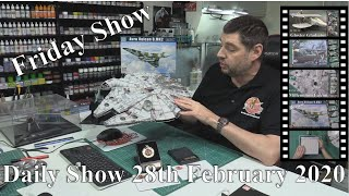 Flory Models Daily Show Friday 28th February 2020