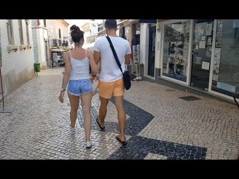 The Streets of Lagos, Portugal