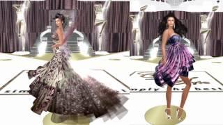 Ms KiraLyn Destiny Second Life Model
