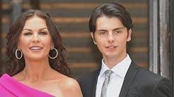 Catherine Zeta-Jones and Michael Douglas' Son Dylan Looks All Grown Up!