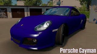 ETS2 v1.27 I Mod ★ Porsche Cayman [Deutsch/HD]