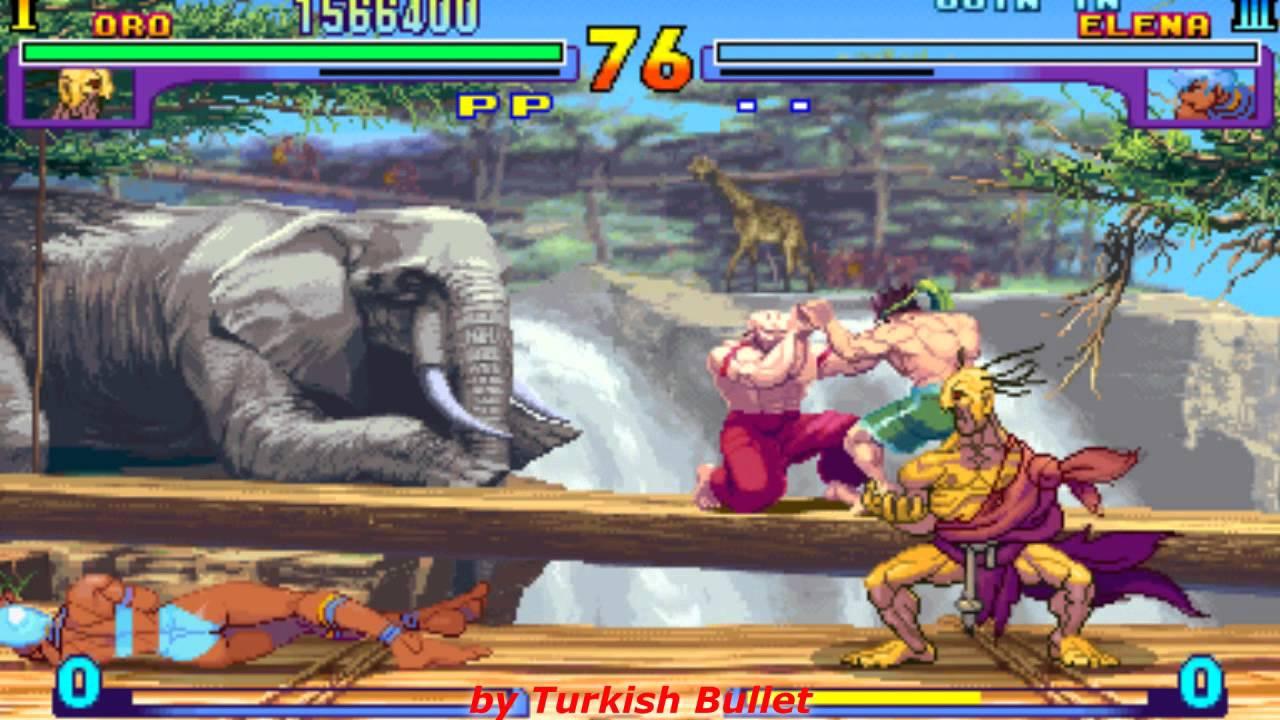 Street Fighter III: New Generation (Arcade) - (Oro | Hard ...