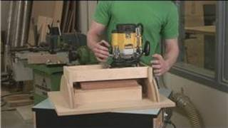 Wood Routers : About Wood Router Jigs