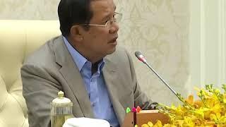 柬埔寨总理:不停直航,不撤侨,不歧视中国人