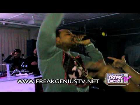 CHINX DRUGZ COKEBOY/ FEELINGS LIVE HOT97 XMAS PARTY
