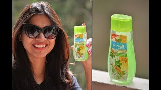 Review: Everyuth Tulsi Turmeric Face Wash __  | Anti Pimple, Clear Skin  | SuperWowStyle