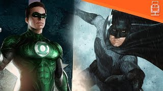 Ben Affleck OUT as Batman & More DC Changes are Happening
