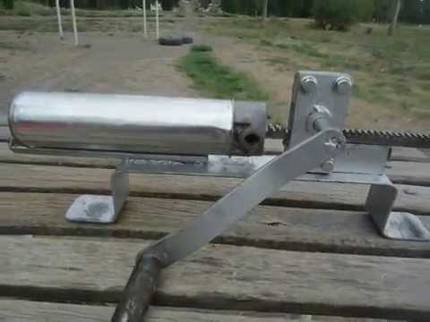 Máquina Casera De Hacer Churros