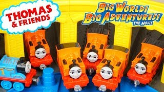 Thomas and Friends Big World Big Adventures Meeting Nia Island of Sodor Tank Engines