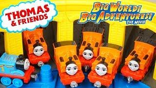 Thomas and Friends Big World Big Adventures Meeting Nia Island of Sodor Tank Engines