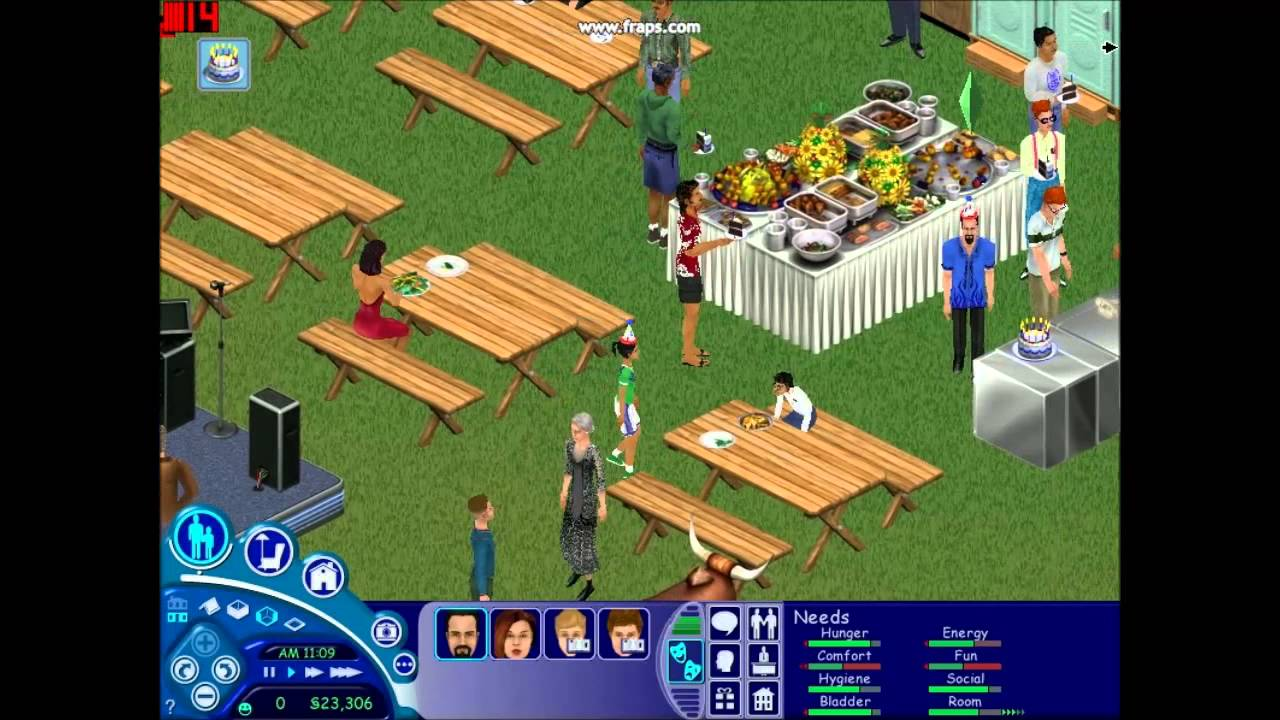 The Sims 1: Happy Birthday - YouTube Sims 1