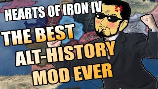 Hearts Of Iron 4 THE BEST MOD EVER - 6 Way Civil War Edition