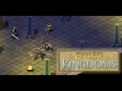 Exiled Kingdoms - Beta 0.6 Gameplay