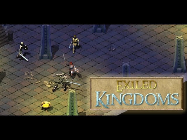 Exiled Kingdoms - Beta 0.6 Gameplay