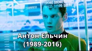 Антон Ельчин (1989-2016)