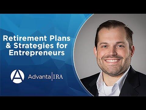 Retirement Plans & Strategies for Entrepreneurs