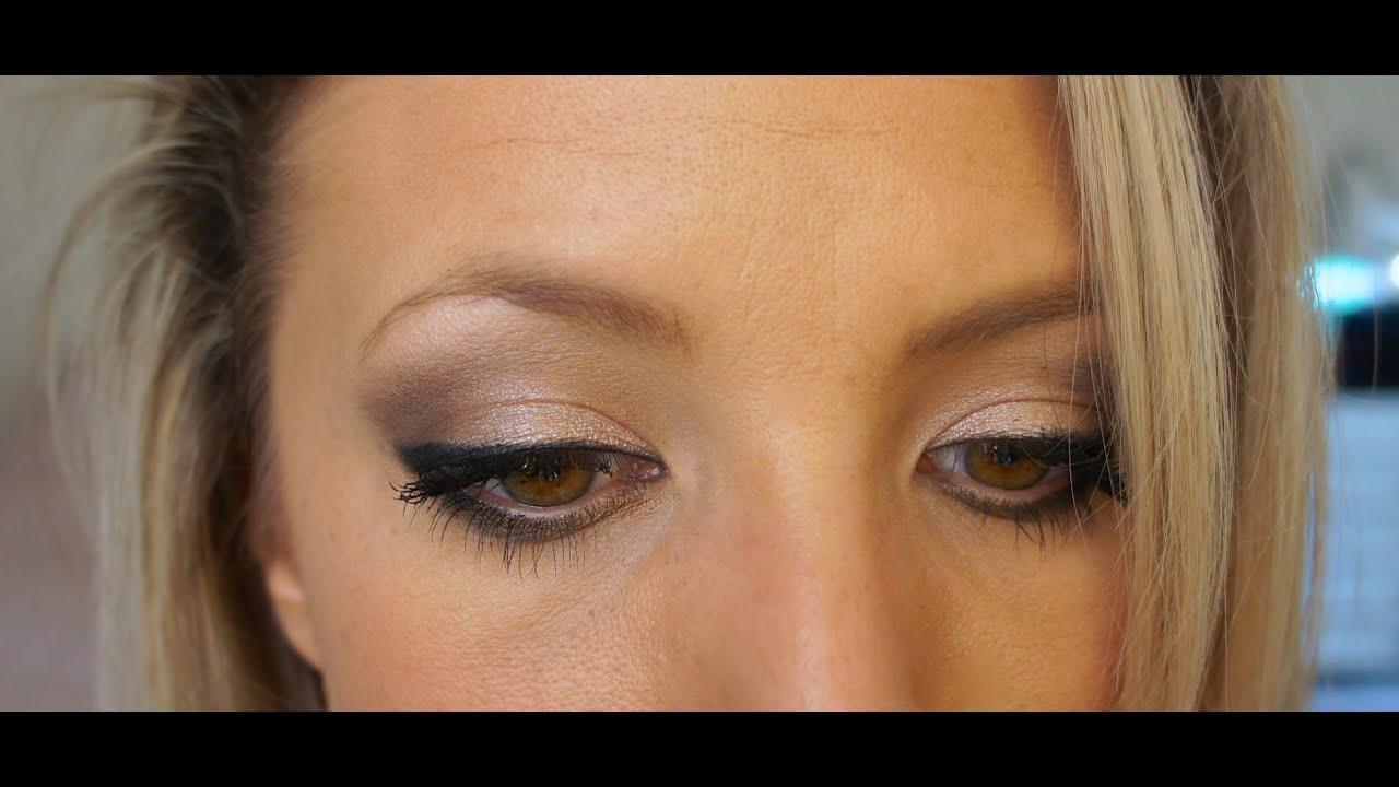 Super Maquillage EASY de jour avec la Naked 1 niveau débutante l  SG15