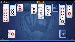 Microsoft Solitaire Collection - Spider September 12 2015