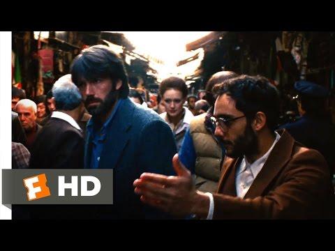 Argo - Americans At The Bazaar Scene (5/9) | Movieclips