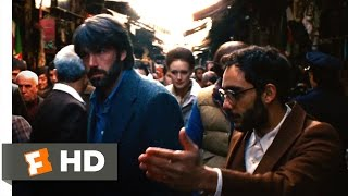 Argo - Americans At The Bazaar Scene (5/9) | Movieclips