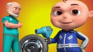 Ambulance Rescue Episode  Videogyan Kids Shows  Zool Babies Series  Cartoon Animation For Kids