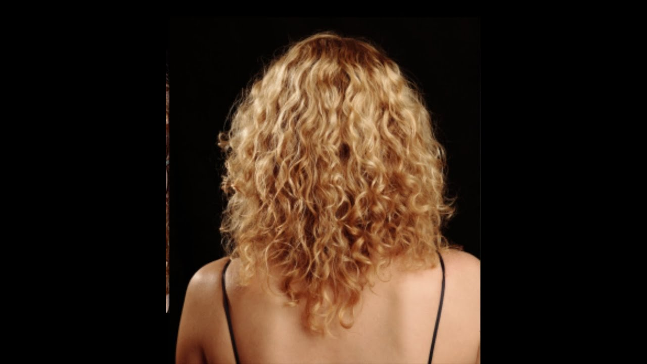 How To Make Naturally Curly Hair Less Curly