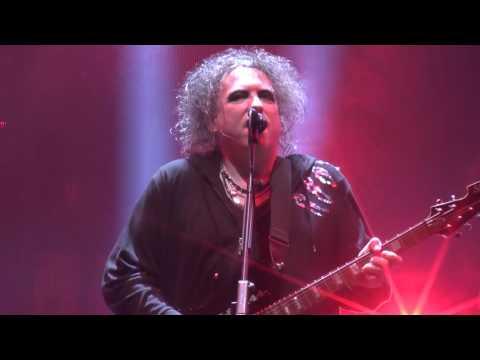 The Cure Live Paris Full Show 15/11/2016