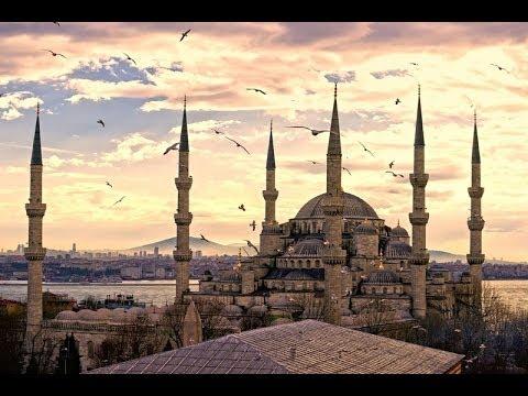 MUST WATCH [HD] | Beautiful Turkish Azan - Ottoman Style with English Subtiles | اذان تركي جميل