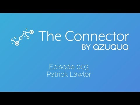 Episode 003 - Patrick Lawler