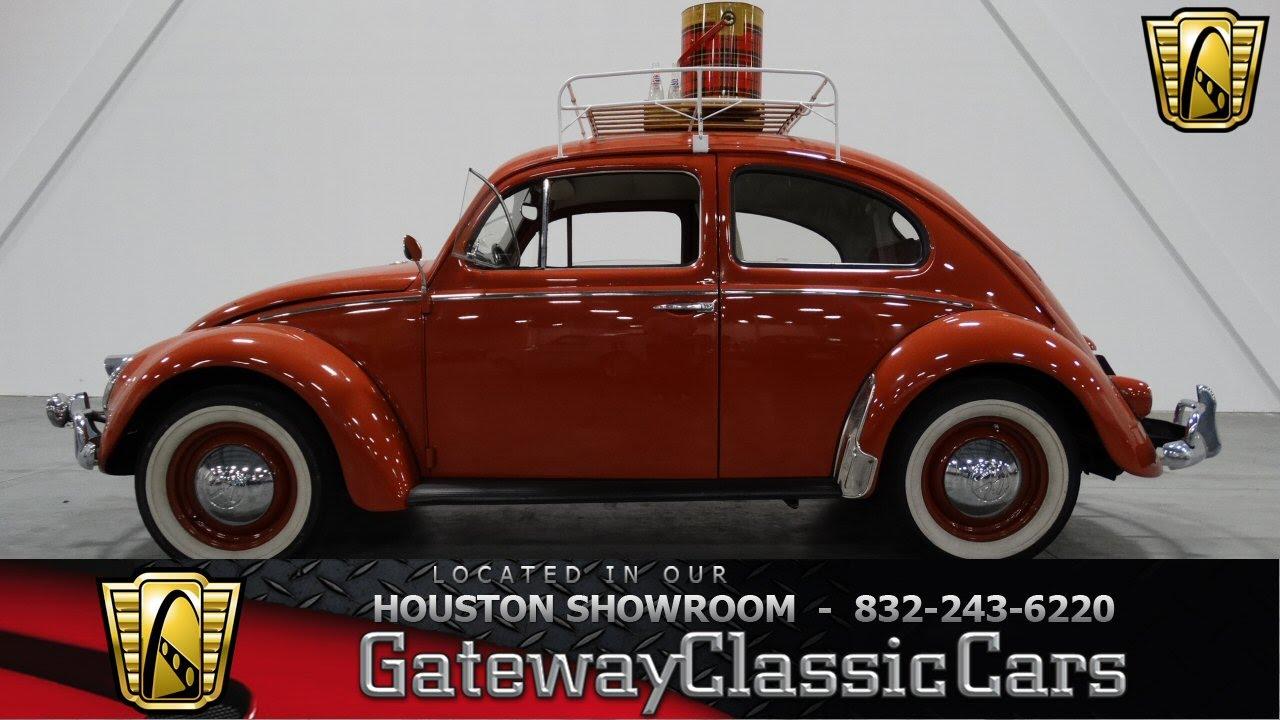 1960 Volkswagen Beetle Houston Tx