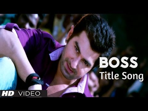 BOSS Movie Title Sg Feat Jeet and Subhasree  Full HD  Sg