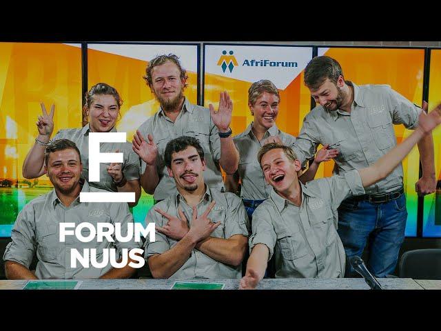 AfriForum Jeug-internskap bemagtig jong toekomstige leiers