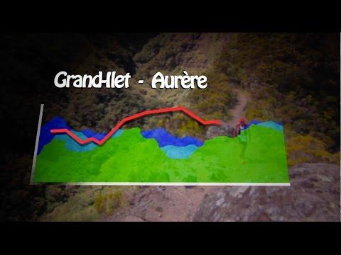 Le parcours de la Mascareignes 2016- 1/3 : de Grand Ilet à Aurère