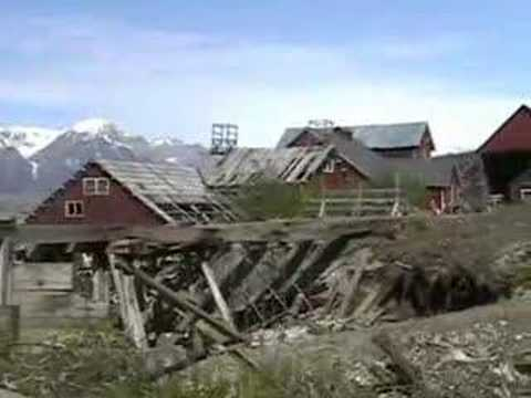 Alaska: McCarthy and Kennecott Copper Mine