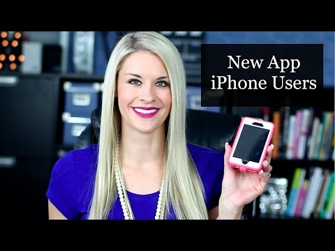 Canva iOS App