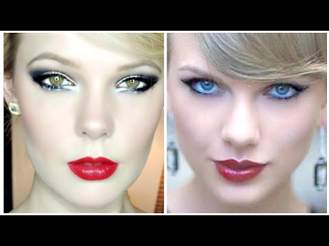 TAYLOR SWIFT TUTORIAL | BLANK SPACE MUSIC VIDEO