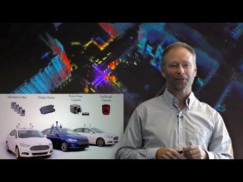 RI Seminar: James McBride : AI, Robotics, and Autonomous Vehicle Development at Ford Motor Company