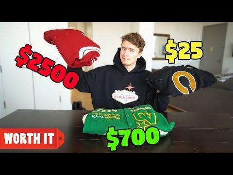 $25 Jacket Vs. $2500 Jacket
