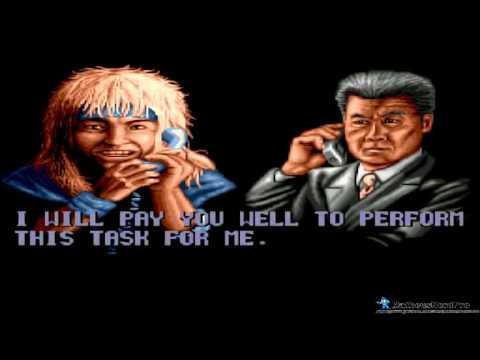 3 Ninjas Kick Back (SNES) Story Rocky - Super Nintendo 1994